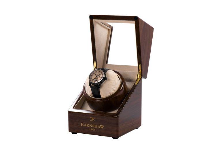 Watchwinder: laat je automatische horloge niet stilstaan