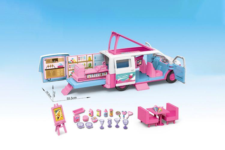 Speelgoed ijscowagen (49 cm)