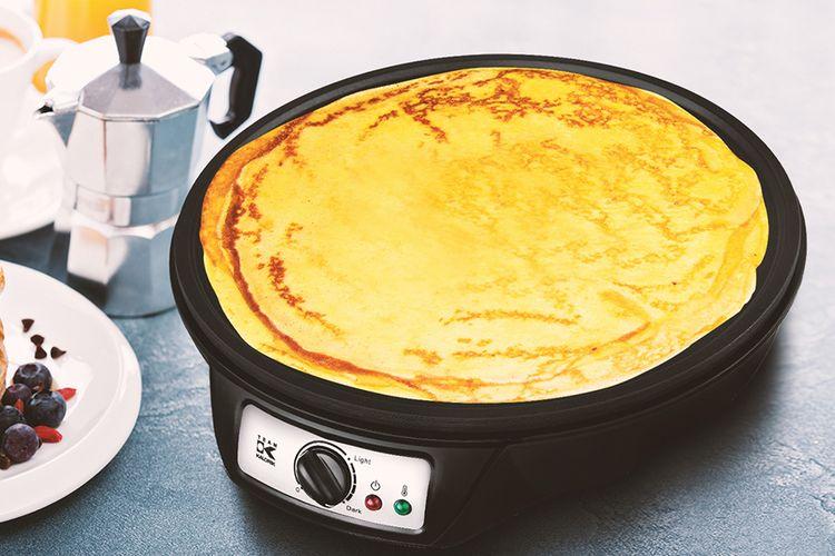Pannenkoeken- en crêpemaker (ø 30 cm)