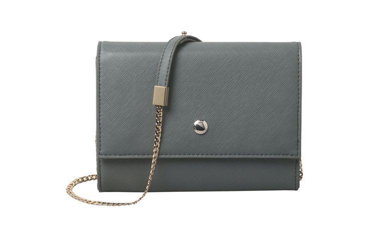 Handtasje van Cacharel (model: Bagatelle Gris)