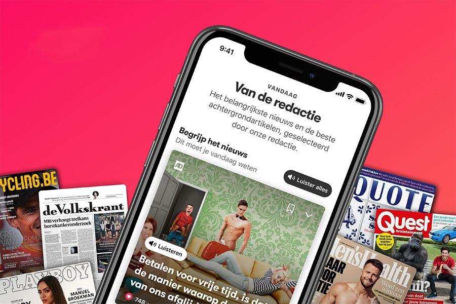 2 maanden Blendle: lees diverse kranten en tijdschriften
