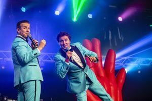 Fout & Stout Party in IJsselhallen Zwolle (2 p.)