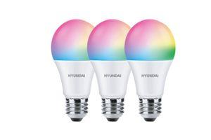 3 slimme lampen met app van Hyundai