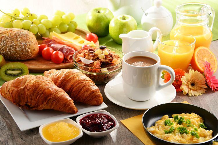 Ontbijten bij een restaurant naar keuze (2 p.)