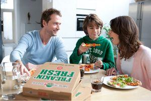 New york 2x NY Style pizza plus knoflookbrood in Tilburg Veldhoven