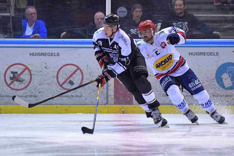 4 tickets voor ijshockeywedstrijd Amsterdam Tigers