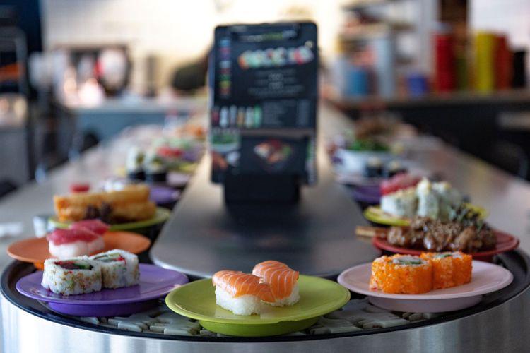 40% korting op lunch of diner bij Sushi Time(3 locaties)
