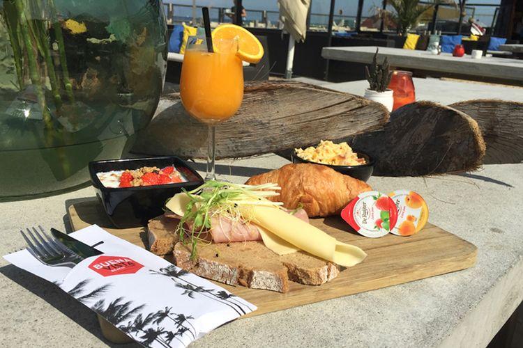 Ontbijten bij Buena Vista Beach in Scheveningen (2 p.)