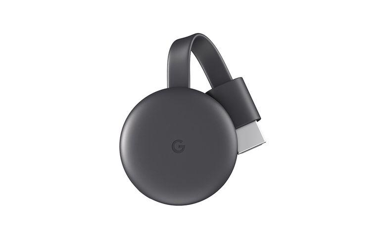 Google Chromecast V3 - Onbeperkt films en series kijken