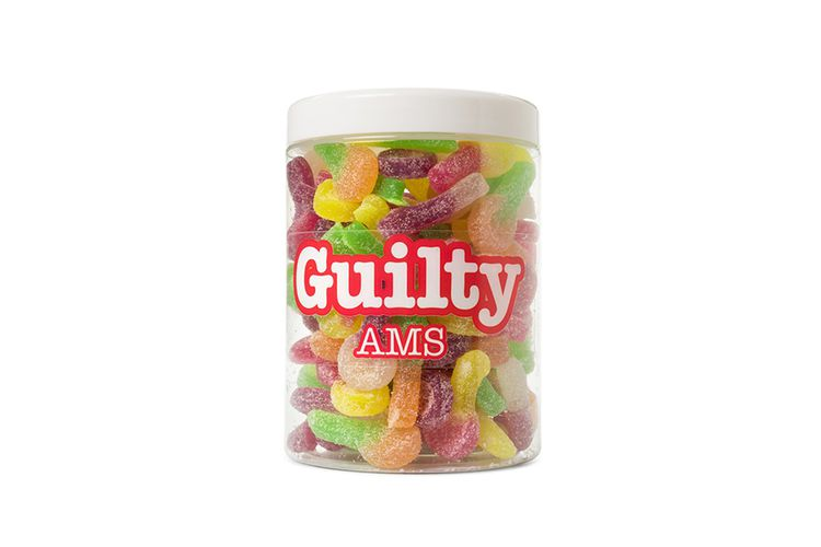 Korting 3 kilo snoeppakket van Guilty Candy Store naar keuze
