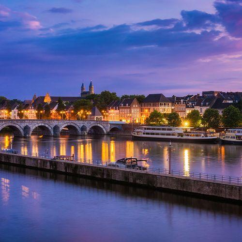 Hotelovernachting naar keuze in Maastricht (2 p.)