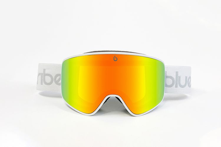 Witte skibril van Bluetribe (model: Local)