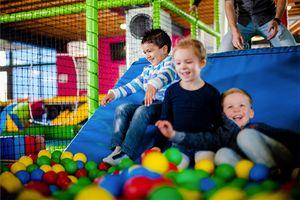 Ballorig-Kindertickets für 19 niederländische Standorte