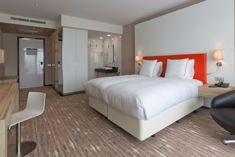 Foto Overnacht in Van der Valk Hotel Schiphol bij Amsterdam