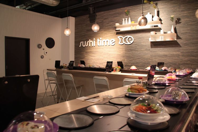 40% korting op je lunch of diner bij Sushi Time Den Haag