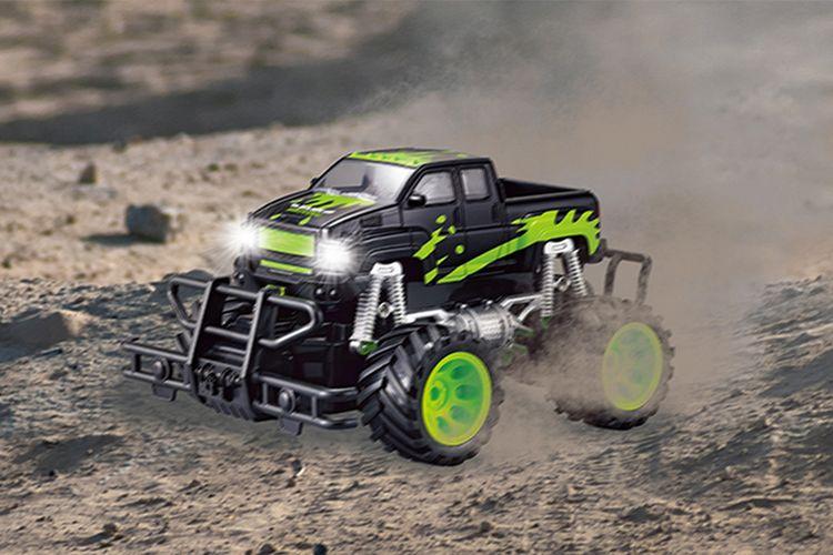 Monstertruck raceauto (20 km/h)