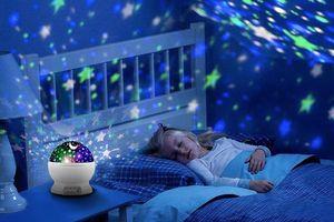 Sterrenhemel-projectorlamp (wit)