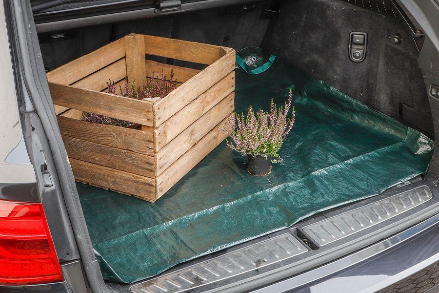 Zeil voor je kofferbak (180 x 125 cm)