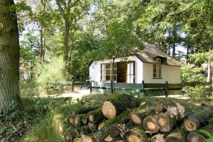 100,- korting op een bungalow verblijf op de Veluwe