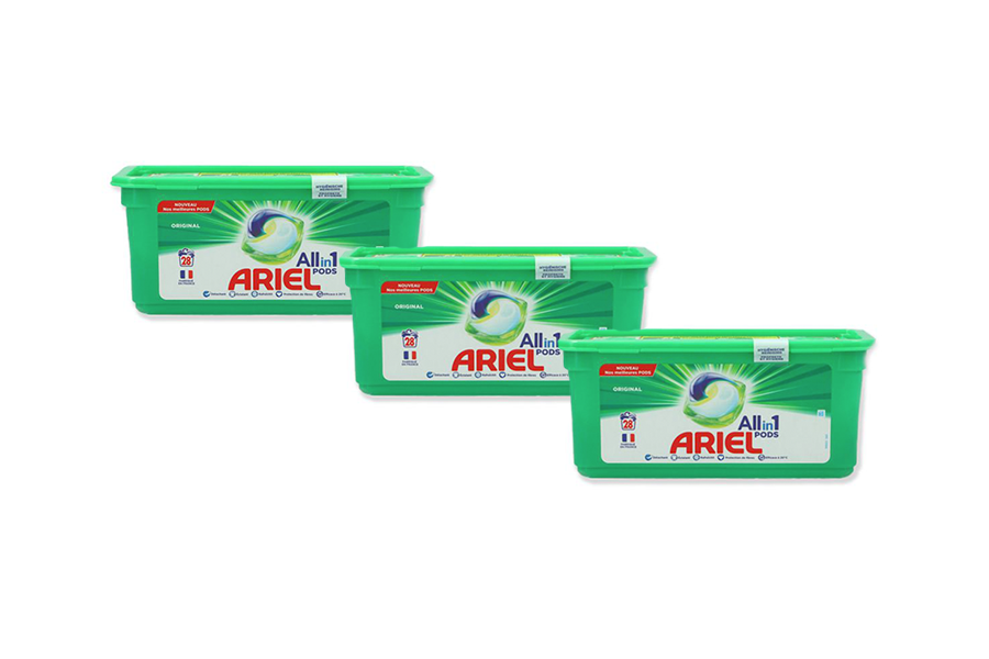 Ariel wasmiddel All-in-1 Pods Regular (84 pods)