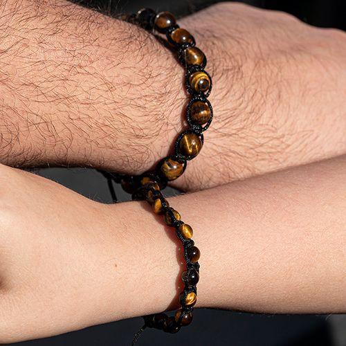 Vader en zoon-armbandenset