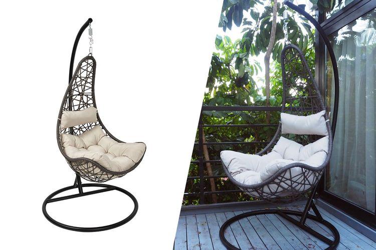Hangstoel voor binnen en buiten van Feel Furniture