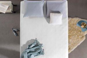 4 draps-housses en jersey de qualité (160 x 200 cm)
