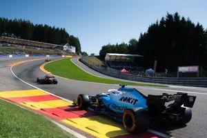 2 staanplaatsen Formule 1 GP kwalificatie België 2021