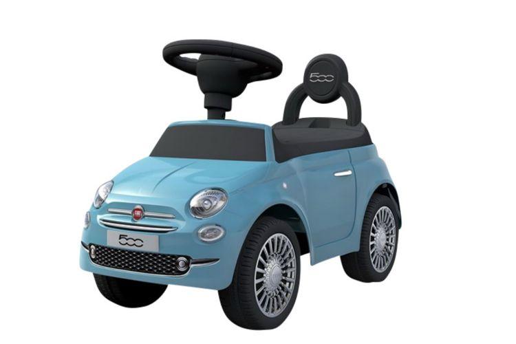 Verras jouw kind met een eigen Fiat 500 (loopauto)
