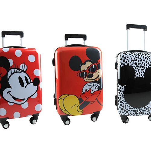 Set van 3 Disney-trolleys