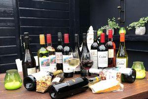 Wijnproeverij voor 4 personen (Bergen, NH)