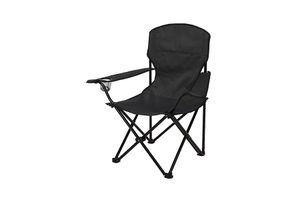 Opvouwbare stoel voor kamperen of een dagje vissen