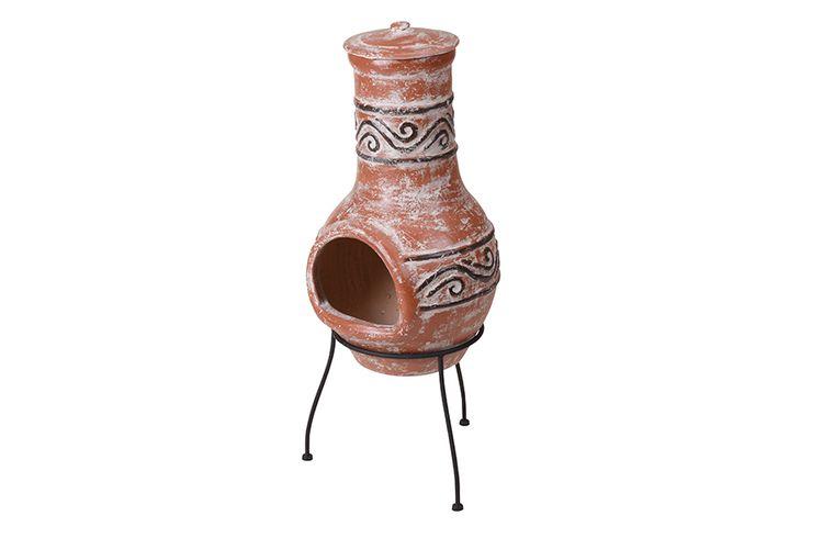 Terracotta sfeerhaard van Progarden