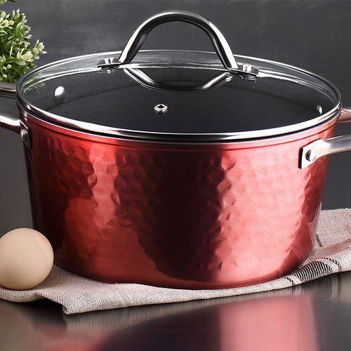 Kookpan met deksel van Bergner (1,6 liter)