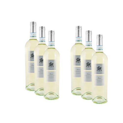 6 flessen Corte Saove Classico