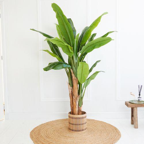 Grote bananen-kunstplant van Lifa Living