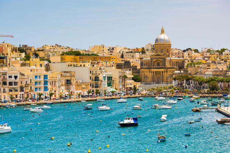 ✈ Ontdek Malta tijdens een 5 daagse reis! (2 p.)