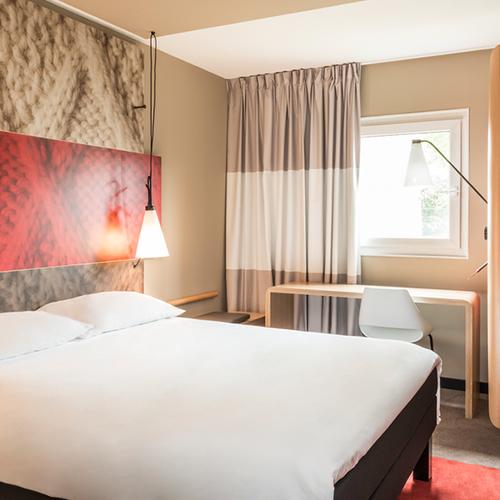 Korting Overnachting in Ibis hotel Gent