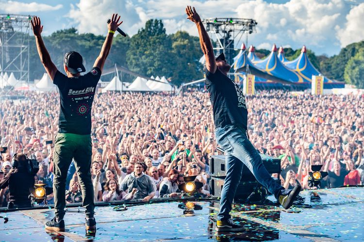We love the 90's Festival 2019 in Nijmegen (2 p.)