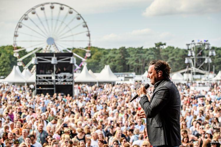 Korting Puur Hollands Festival met Tino Martin in Nijmegen (4 p)