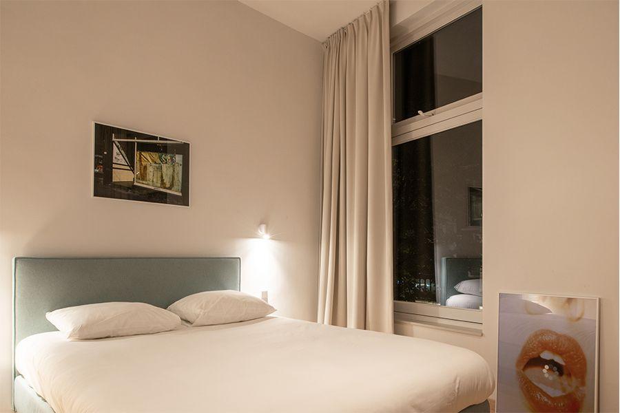 Overnachting in 171 Urban Design Hotel Rotterdam (2 p.)