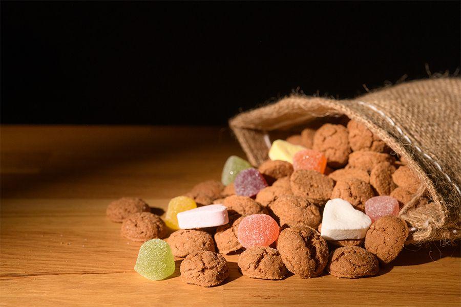 Sinterklaas snoeppakket van Guilty Candy Store