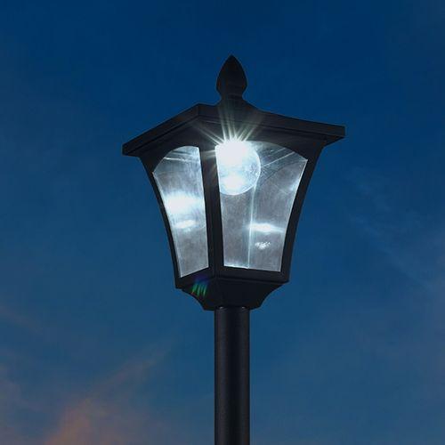 Lantaarnpaal op zonne-energie van Hyundai (160 cm hoog)