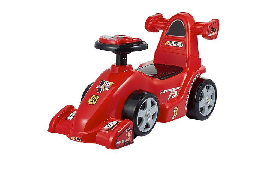 Rode race loopwagen