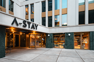 Hotelovernachting in A-STAY Hotel Antwerpen (BE - 2 p.)