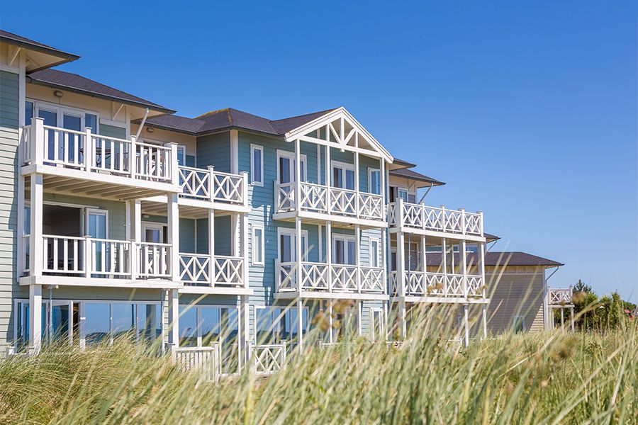 Overnachting in Roompot Beach Hotel Cape Helius (2 p.)