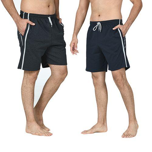 2 korte joggingsbroeken