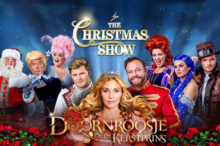 Korting The Christmas Show in Ziggo Dome Amsterdam (2 p.)