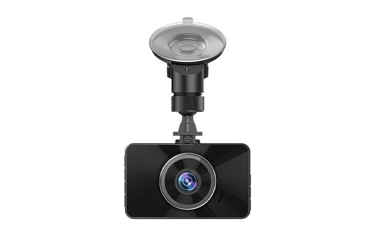 Dashboardcamera voor in de auto (1080p)