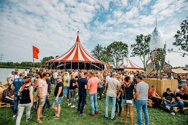 We Gaan Terug Festival met o.a. DJ Jean in Velsen Zuid